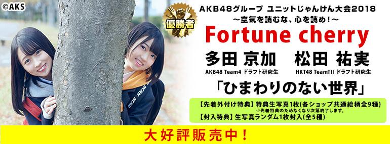 【CD】Fortune cherry「ひまわりのない世界」
